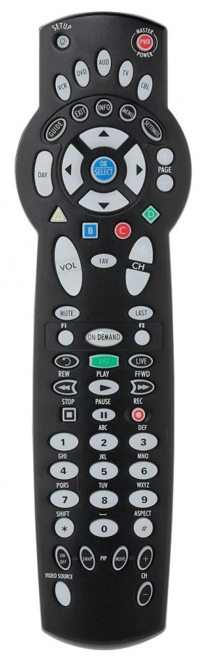 Universal Remote Codes Cable One Support