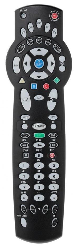 Universal Remote Codes – Sparklight Support